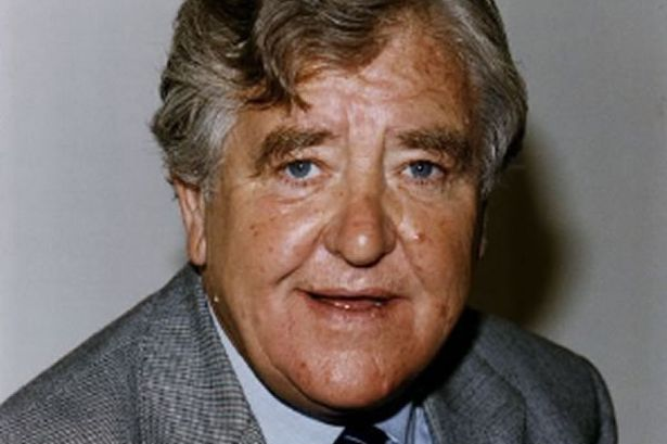 Alf Morris Mp