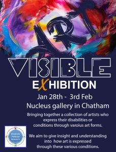 VISIBLE art exhibit